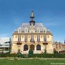 Visite de l'Hôtel de ville de Vincennes