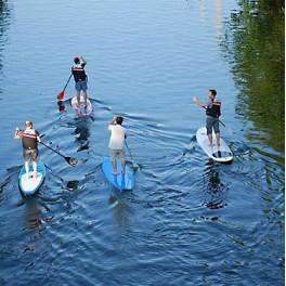 BON PLAN - Initiation au stand up paddle sur la Marne