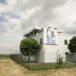 Météo France - Visite de l'observatoire d'Orly