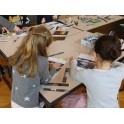 Atelier 'Le portrait reconstitué'