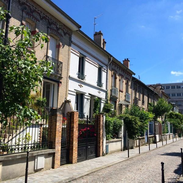 Visite du 13e arrondissement de paris du village l - Restaurant butte aux cailles ...