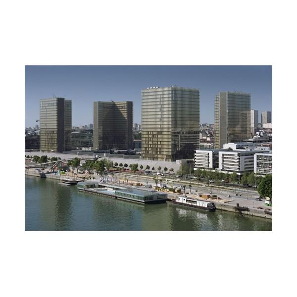 Visite guid e paris dans les quartiers autour de la bnf for Visite autour de paris