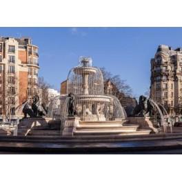 Visite du quartier de Daumesnil et de la Porte Dorée, Paris 12ème