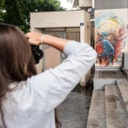 Balade street art et initiation photographie