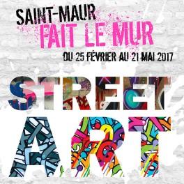 Visite commentée : Saint-Maur fait le mur !