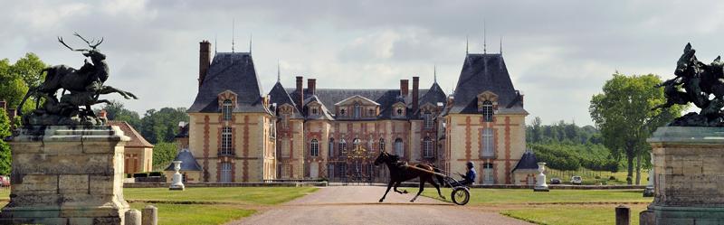 chateau de Grobois