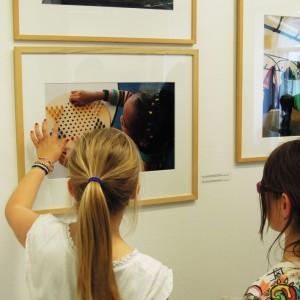 Eveiller ses sens avec la photographie / Atelier 3-6 ans