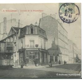 Visite du quartier Nord de Vincennes