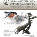 Visite guidée du salon national des artistes animaliers