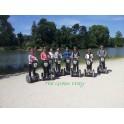 Balade en gyropode : les 3 lacs du Bois de Vincennes