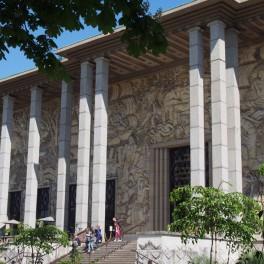 Les Visites déguidées du Palais de la Porte Dorée