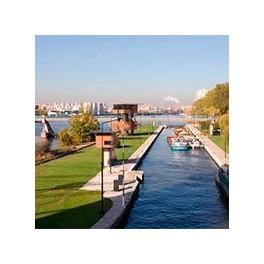Balade nature au fil de l'eau : à la confluence de la Seine et de la Marne
