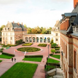 Visite guidée du parc de la Cité Universitaire Internationale de Paris