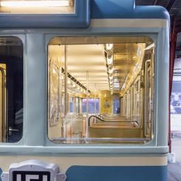 La Re-visite du patrimoine roulant de la RATP - Nuit des Musées