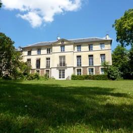 Visite du parc de la Maison d'Art Bernard Anthonioz, ses paysages et son histoire