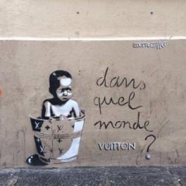 Visite street art du quartier du Marais