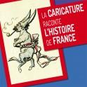 """Visite commentée de l'exposition """"La caricature raconte l'Histoire de France"""" - Journées du patrimoine"""
