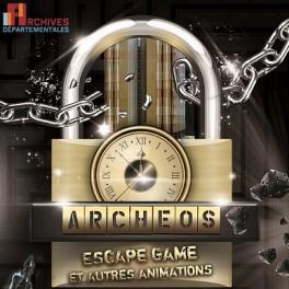 Escape game Archéos - Journées du patrimoine