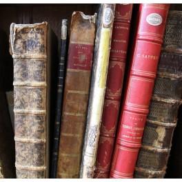 Visite de la bibliothèque de l'ENVA - Journées du patrimoine