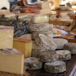 Diner et conférence gastronomique au Marché de Rungis - La ronde des fromages