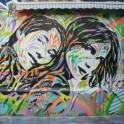 Visite street art de Bercy à la BNF, le quartier des Frigos de Paris