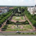 Visite architecture : Les aménagements du cours Marigny de Vincennes