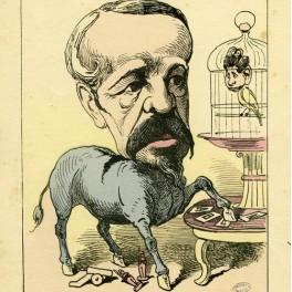La caricature raconte l'Histoire de France - Visite guidée
