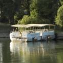Croisière autour des îles de la Marne